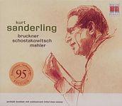 Kurt Sanderling - Frühe Eterna Aufnahmen von Verschiedene Interpreten für 6,99€