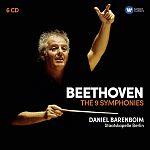Daniel Barenboim - Beethoven Symphonien Nr. 1-9 von Verschiedene Interpreten für 15,99€