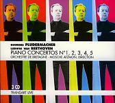 Klavierkonzerte Nr.1-5 von L.v. Beethoven für 14,99€