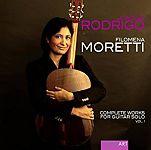Sämtliche Werke für Gitarre solo Vol.1 von Joaquin Rodrigo für 6,99€