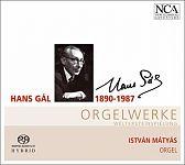 Hans Gál: Orgelwerke von Istvan Matyas für 4,99€
