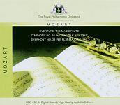 Wolfgang Amadeus Mozart: Symphonien Nr.36 & 39 von Verschiedene Interpreten für 2,99€