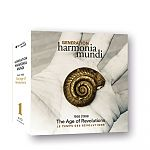Generation harmonia mundi 1958-1988 - The Age of Revolution von Verschiedene Interpreten für 16,99€
