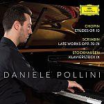 ChopinScriabinStockhausen von Daniele Pollini für 17,99€