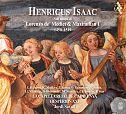 Heinrich Isaac: Lieder, Motetten, Instrumentalmusik