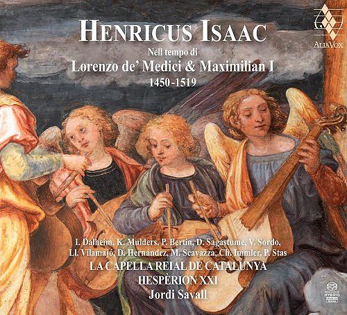Heinrich Isaac: Lieder, Motetten, Instrumentalmusik für 12,99€