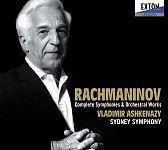 Complete Symphonies & Orchestral Works von Sergej Rachmaninoff für 69,99€
