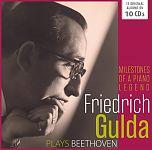 Friedrich Gulda plays Beethoven - A Milestone of a Piano Legend von Verschiedene Interpreten für 13,99€