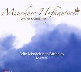 Felix Mendelssohn Bartholdy: Motetten von Verschiedene Interpreten für 6,99€