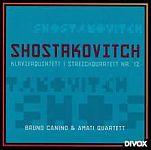 Dmitri Schostakowitsch: Klavierquintett op.57 von Verschiedene Interpreten für 6,99€