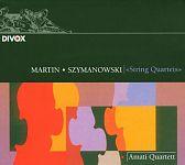 Martin - Szymanowski - String Quartets von Verschiedene Interpreten für 6,99€