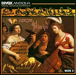Canzon del Principe - Luigi Rossi von Verschiedene Interpreten für 6,99€