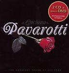 Luciano Pavarotti: The Greatest Tenor of All Time von Verschiedene Interpreten für 9,99€