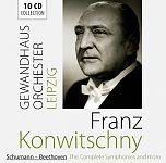 Schumann - Beethoven The Complete Symphonies von Franz Konwitschny für 13,99€