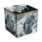 Svjatoslav Richter - Complete Decca, Philips & DG Recordings Limitierte Edition von Verschiedene Interpreten für 109,99€
