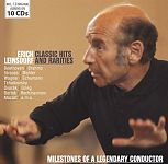 Milestones Of A Legendary Conductor - Classic Hits and Rarities von Erich Leinsdorf für 13,99 €