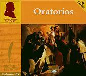 Die Edition Vol. 25 - La Betulia Liberata KV 118, Die Schuldigkeit des ersten Gebots KV 35, Die Freimaurermusiken, Grabmusik von W.A. Mozart für 6,99€