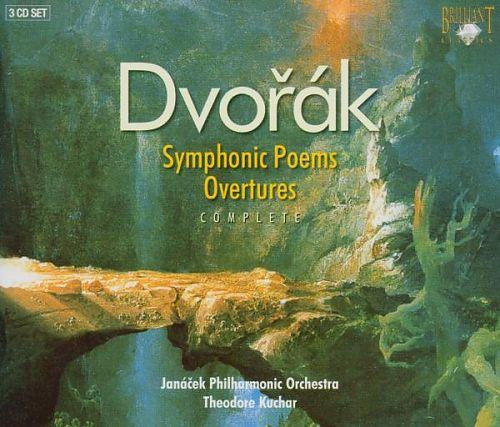 Sinfonische Dichtungen von Antonin Dvorák für 3,99€