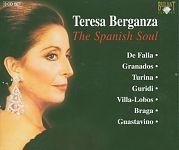 Spanische Lieder von Teresa Berganza für 6,99€