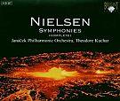 Sinfonien Nr. 1-6 von Carl Nielsen für 2,99€