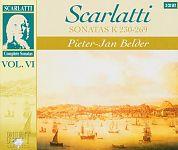 Cembalosonaten Vol. VI K 230-269 von Domenico Scarlatti für 3,99€