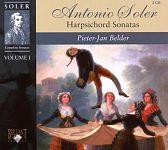 Cembalosonaten Vol. 1 von Antonio Soler für 3,99€