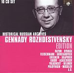 Historical russian archives - Edition Vol. 1 von Gennadi Rozhdestvensky für 8,99 €