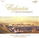 España - Classical Masterpieces von Verschiedene Interpreten für 14,99€