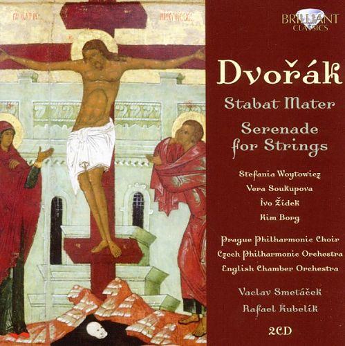 Stabat Mater op. 58 von Antonin Dvorák für 6,99€