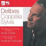 Coppelia & Sylvia von Leo Delibes für 7,99€