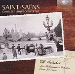 Komplette Violinkonzerte von Camille Saint-Saens für 6,99€