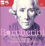 Streichtrio op. 1 & Sinfonie op. 35 von Luigi Boccherini für 13,99€