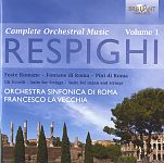 Orchesterwerke Vol. 1 von Ottorino Respighi für 4,99€