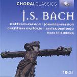 Chorwerke von J.S. Bach für 14,99€