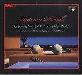 Sinfonie Nr. 8 & 9 von Antonin Dvorák für 2,99€