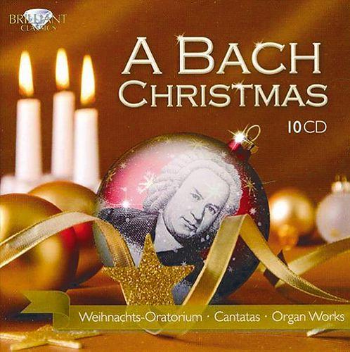 Christmas Music von J.S. Bach für 7,99€