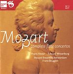 Alle Flötenkonzerte KV 184, 299, 313 - 315 von W.A. Mozart für 7,99€