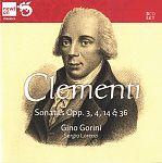 Klaviersonaten op. 3, 4, 14 & 36 von Muzio Clementi für 12,99€