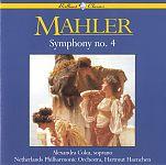 Sinfonie Nr. 4 von Gustav Mahler für 2,49€