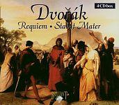 Requiem op. 98 & Stabat Mater von Antonin Dvorák für 4,99€
