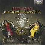 Cellosonaten Nr. 1-5 von L.v. Beethoven für 4,99€