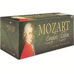 W.A. Mozart - Gesamtwerk Fassung 2014 von Verschiedene Interpreten für 99,99€