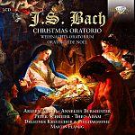Johann Sebastian Bach: Christmas Oratorio Weihnachtsoratorium von Verschiedene Interpreten für 7,99€