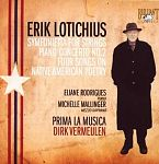 Klavierkonzert Nr. 2 von Erik Lotichius für 3,99€