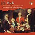 """""""Brandenburgische Konzerte Nr. 4-6 BWV 1049-1051"""""""