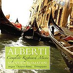 Alle Werke für Tasteninstrumente von Domenico Alberti für 12,99€