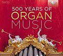 500 Jahre Orgelmusik von Verschiedene Interpreten für 69,99€