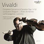 Concerti & Sonaten op.1-12 von Antonio Vivaldi für 29,99€