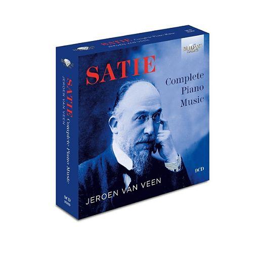 Complete Piano Music von Eric Satie für 14,99€
