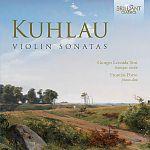 Violinsonate Nr. 1-3 von Friedrich Kuhlau für 6,99€